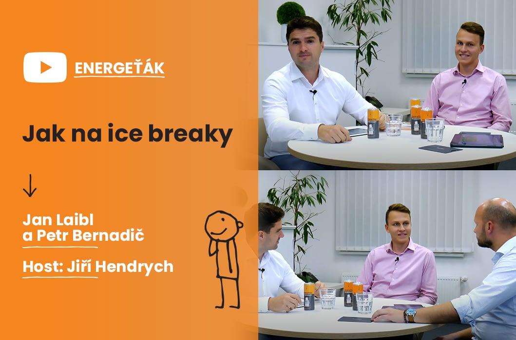 Energeťák | 06 - Jak na ice breaky s Jirkou Hendrychem